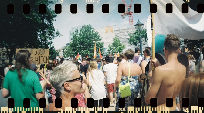 Bristol Pride, 12th July 2014
