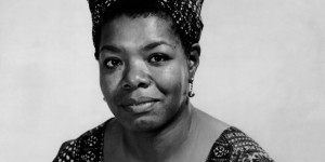 UNSPECIFIED - CIRCA 1970:  Photo of Maya Angelou  Photo by Michael Ochs Archives/Getty Images